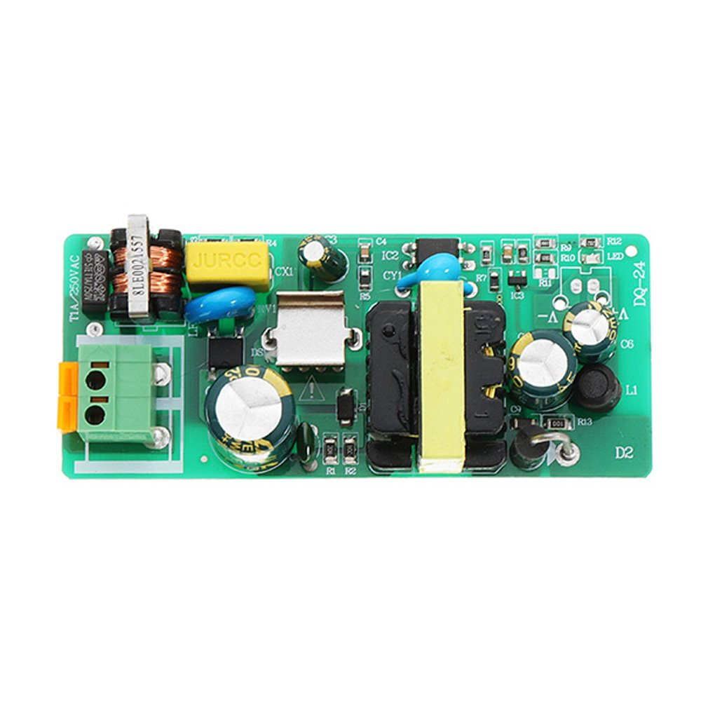 ROUHO Ac-Dc 12V2A Built-In Power Board 24W Monitor Power Supply Module
