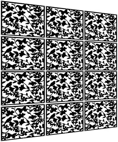 Ballino Hand Made Wicker Room Divider//Partition//Privacy Screen dark Brown Wood 5panel brownLTN004 240 x 5 x 170 cm 3//4//5//6 panel room divider partitions 3 colors
