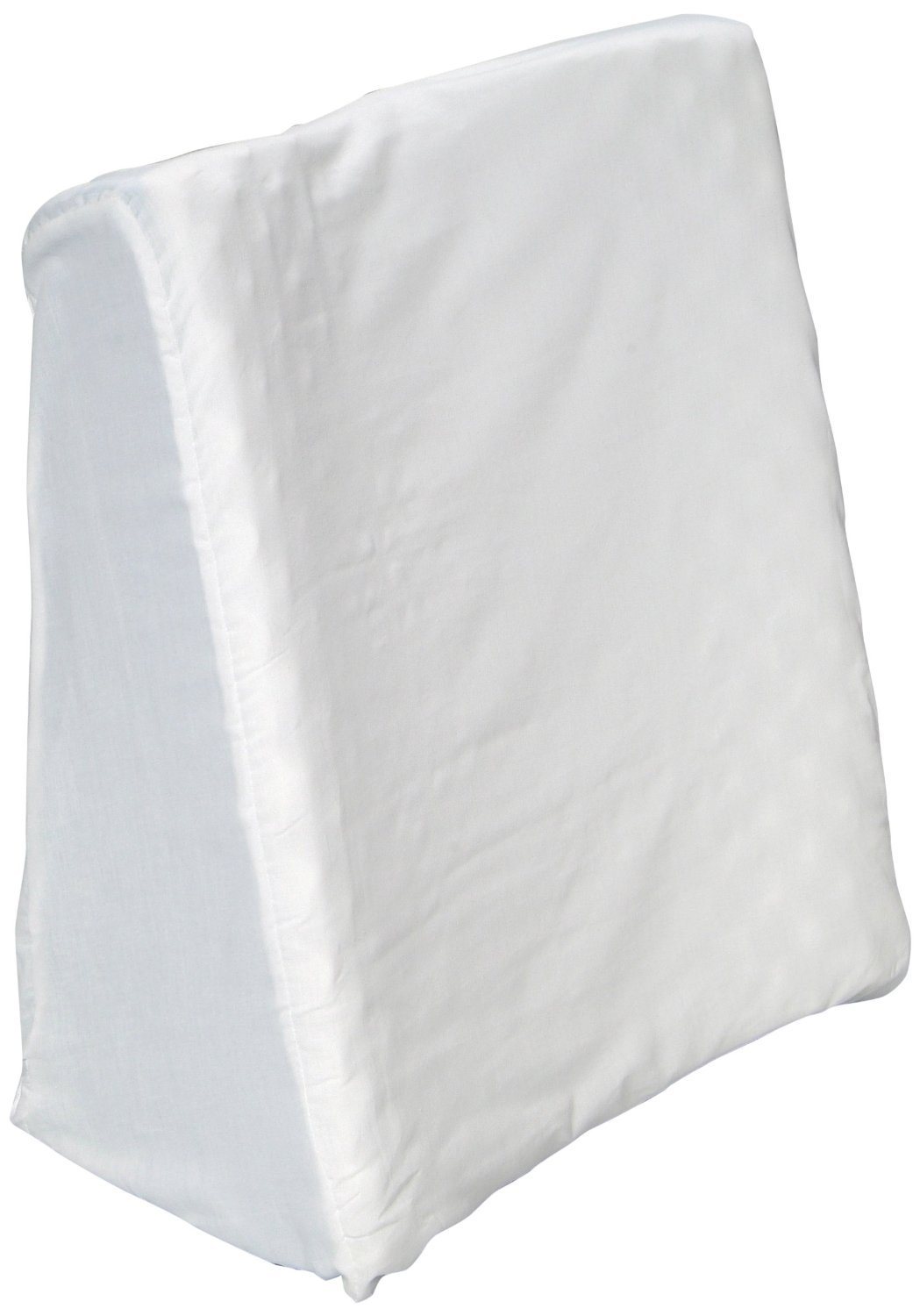Hermell Products Cover for Dual Position Wedge Cushion MJ1795 or MJ1797, White