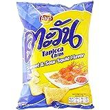 Lay's 乐事 嗒嗒玩木薯片(甜辣鱿鱼味)62g*3(泰国进口)