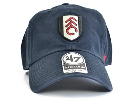 d90154c432060 Image Unavailable. Image not available for. Color  Fulham FC Authentic 47  Baseball Cap Navy