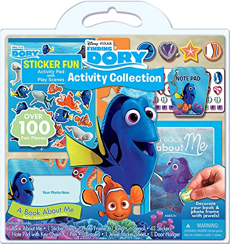 Bendon Finding Dory Activity Piece