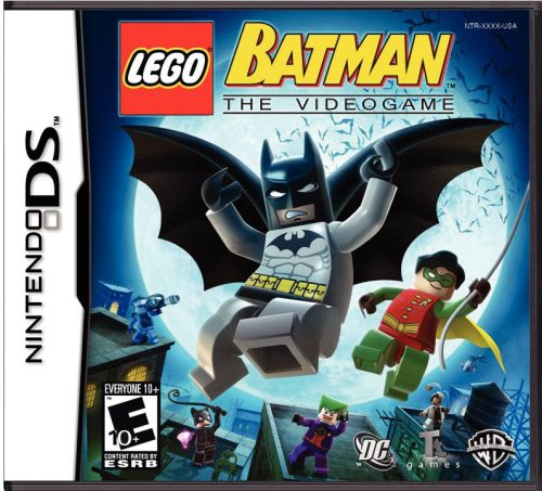 (Lego Batman - Nintendo DS)
