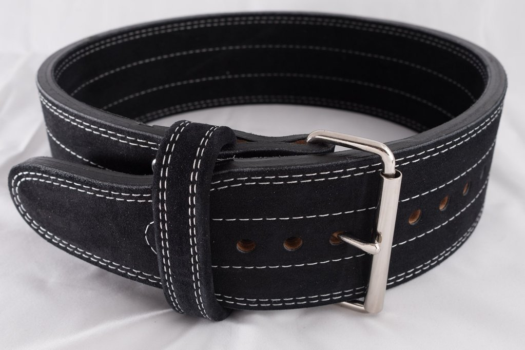 Inzer Advance Designs Forever Buckle Belt 13MM Small Black