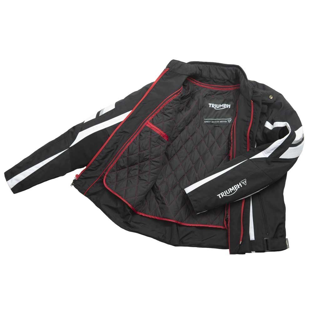 TRIUMPH DRIFT SPORTS TEXTILE JACKET MENS SIZE XXL