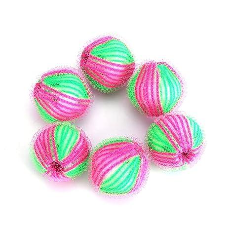 welim secador de bolas de lavandería suavizante bolas de bolas no Melt reutilizable lavandería bolas para