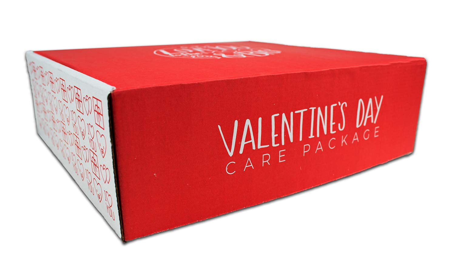 amazon com valentine s day care package 40ct snacks
