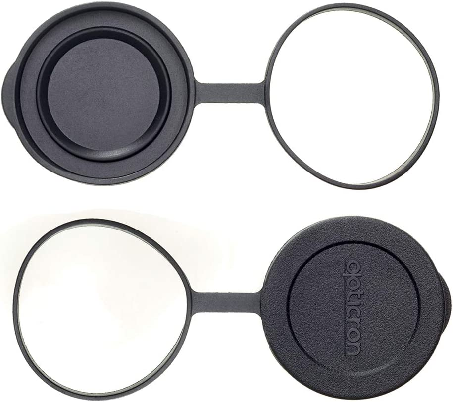 Opticron Rubber Objective Lens Covers 25mm OG S Pair fits Models with Outer Diameter 32mm