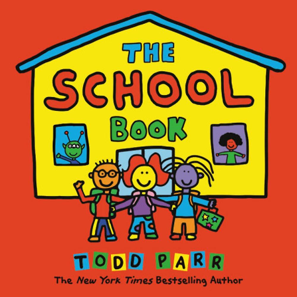 The School Book: Parr, Todd: 9780316423809: Amazon.com: Books