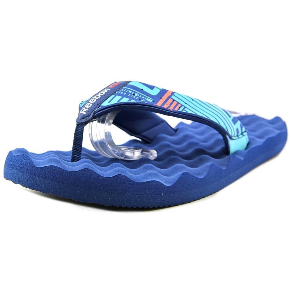 3866251d9c496 Reebok Nanossage Flip Women US 5 Blue Flip Flop Sandal  Amazon.ca  Shoes    Handbags