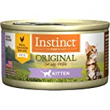 Nature's Variety Instinct Original Grain Free Recipe Natural Wet Canned Cat Food by
