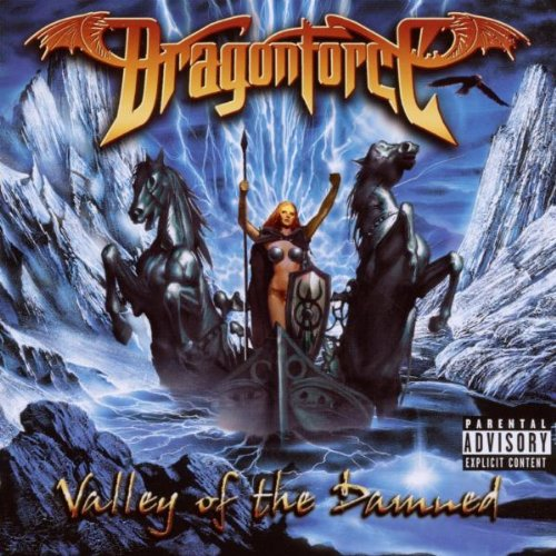 Dragonforce - Valley Of The Damned (Bonus Dvd) - Zortam Music