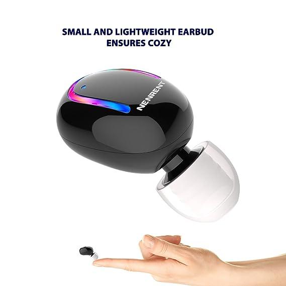 e79f7dfea40 NENRENT Q13 Bluetooth Earbuds, Smallest Mini Invisible V4.1 Wireless Bluetooth  Earpiece Earphone Headset