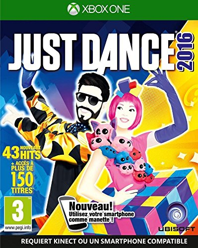 Just Dance 2016 - Xbox One - Black Eyed Peas Love Video