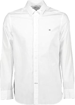 Calvin Klein K10K10528 YBS Camisa para Hombre: Amazon.es: Ropa y accesorios