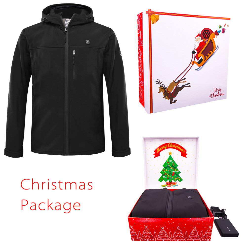 CLIMIX Men's Heated Jacket Kit with Battery Pack (L) by CLIMIX (Image #6)