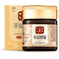 [Gangwoninsam] Korean Red Ginseng Powder – Contains 100% 6 Year Korean Red Ginseng...