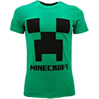 Fashion UK Creeper - Camiseta original para adulto y niño - Camiseta verde oficial