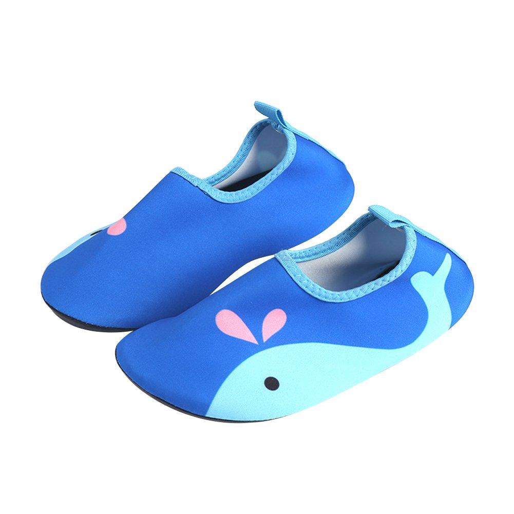 f0a085b5b Zapatos para Niño Niña Zapatos de Playa Bebe Zapatillas de Piscina  Escarpines Calzado para Agua  Amazon.es  Zapatos y complementos