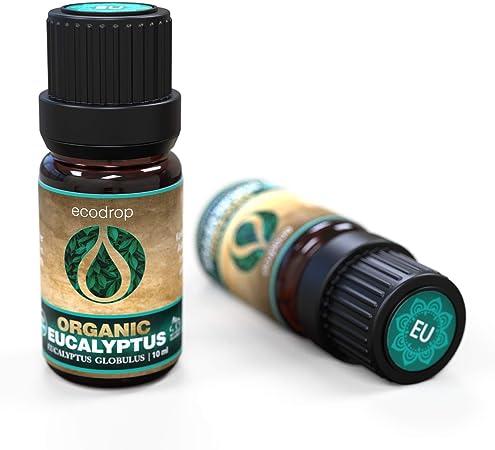 Aceite esencial puro de eucalipto, con el certificado