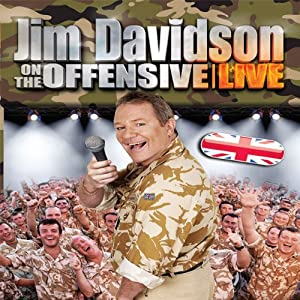 Jim Davidson On The Offensive Live Performance