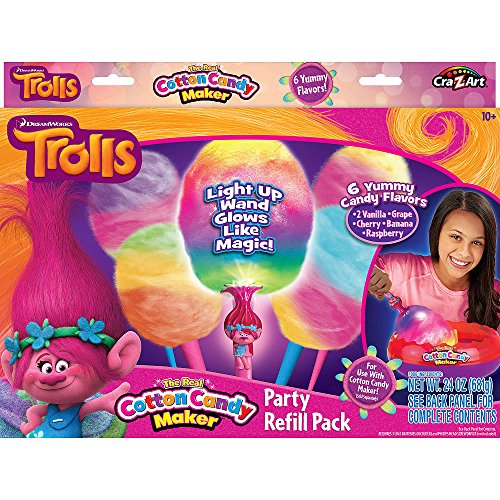 DreamWorks Trolls Cotton Candy Refill Pack