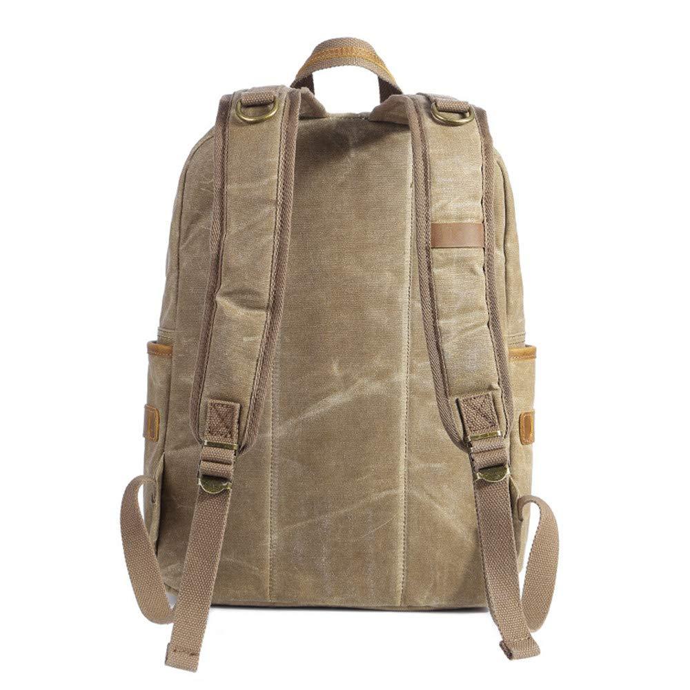 7a2907b15800 Amazon.com: Xiejuanjuan Men's Handbags Canvas Backpack Vintage ...