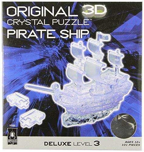 crystal puzzle pirate ship - 5