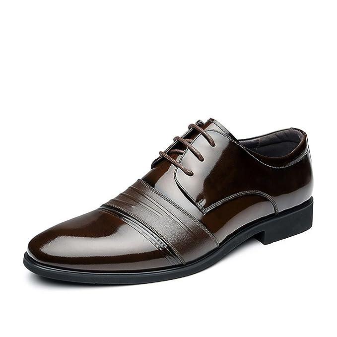 53293f9cbd4 Muyii zapatos de vestir de oxfords para hombre zapatos de charol jpg  679x679 Amazon zapatos de