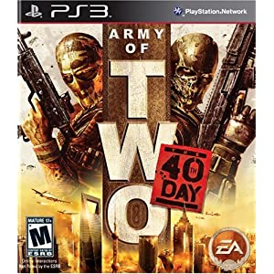 Army of Two: The 40th Day – Playstation 3