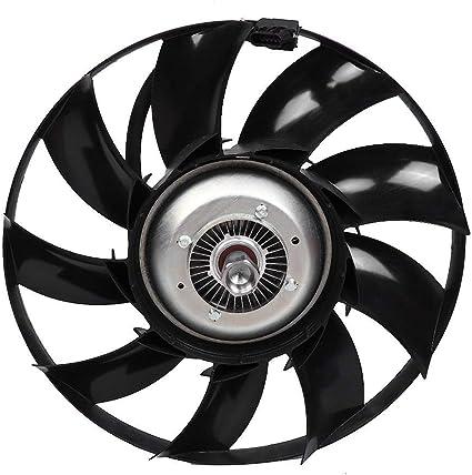 Ventilador de enfriamiento del motor sin escobillas del radiador ...