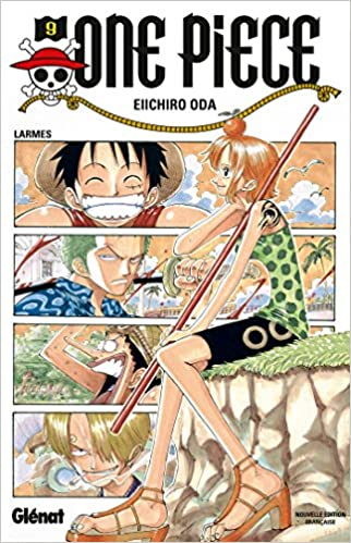 One Piece - Édition originale - Tome 09: Larmes
