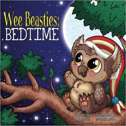 Vapaa rapidshare ladata e-kirjoja Wee Beasties: Bedtime 0989892549 PDF FB2 iBook by Andi Smith,Marina Neira