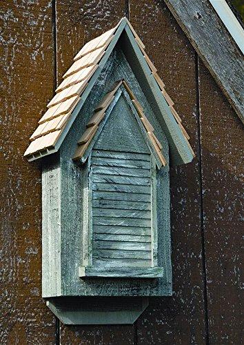 Heartwood 010A Victorian Bat House