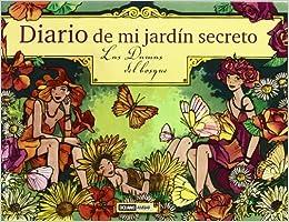 Diario de mi jardín secreto: Agenda de notas y secretos Ilustrados: Amazon.es: Arandes, Núria: Libros