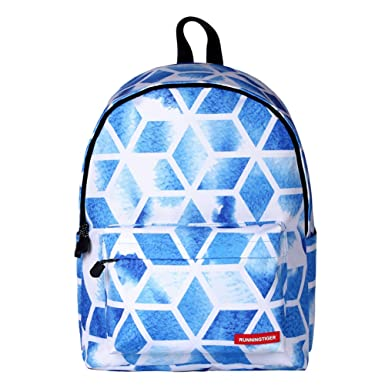 d0fbe6557219 Amazon.com  Amint Women s Backpack Teen Laptop Backpacks Travel Bag ...
