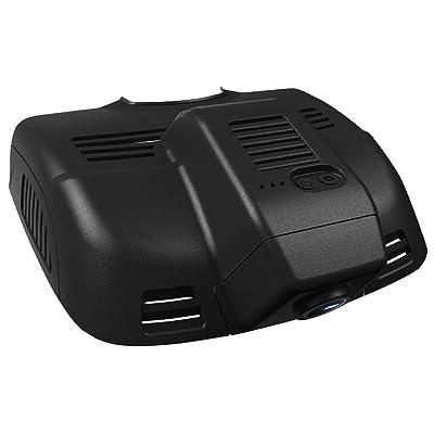 SUPA CN-32 CAR WIFI DASHCAM Car DVR pour BENZ-E (haute configuration) Enregistreur vidéo Caméra Enregistrement vidéo Full-HD 1920 * 1080P à 30 fps, angle grand angle 170 °, connexion WIFI rapid