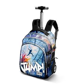 PRODG 38014 Travel Jump - Mochila Tipo Casual, 28 Litros, Multicolor, 48 x 30 x 20 cm (ruedas incluidas): Amazon.es: Equipaje