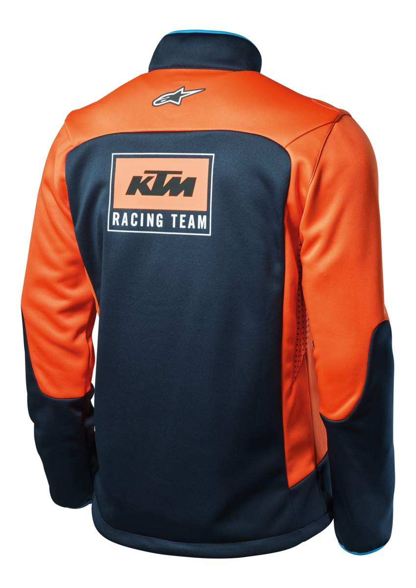 KTM REPLICA TEAM SOFTSHELL JACKET 3XLARGE 3PW1851207