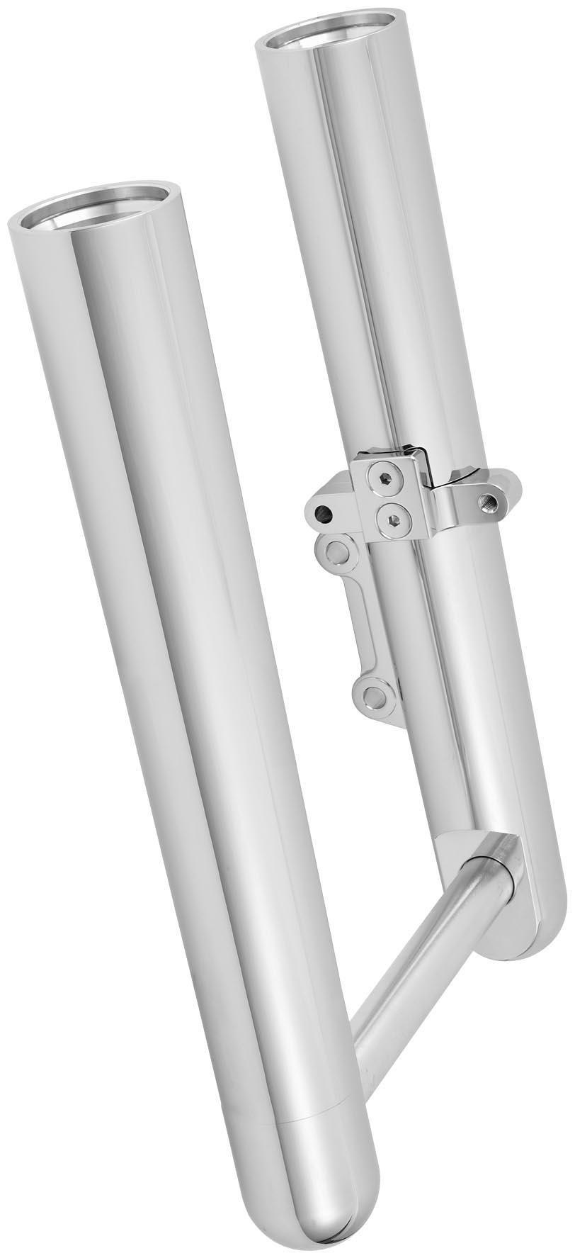 Arlen Ness 40-501 Chrome Hot Legs Fork Leg Set