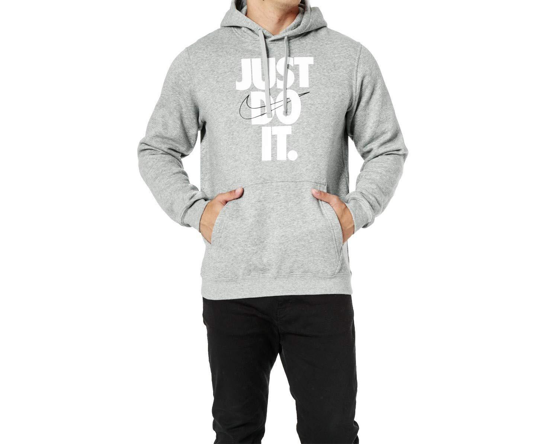 Nike M NSW Hbr Hoodie Po FLC JDI, Felpa Uomo 928717-657