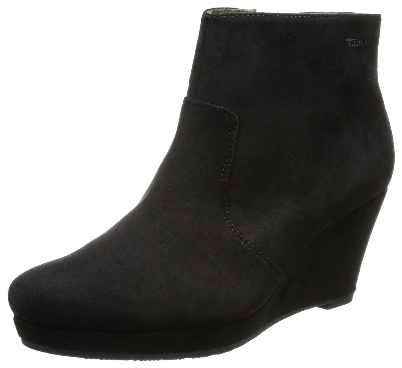 Tamaris Chelsea Boots Schwarz. Beautiful Damen Tamaris