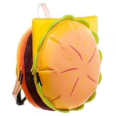 cheeseburger rucksack