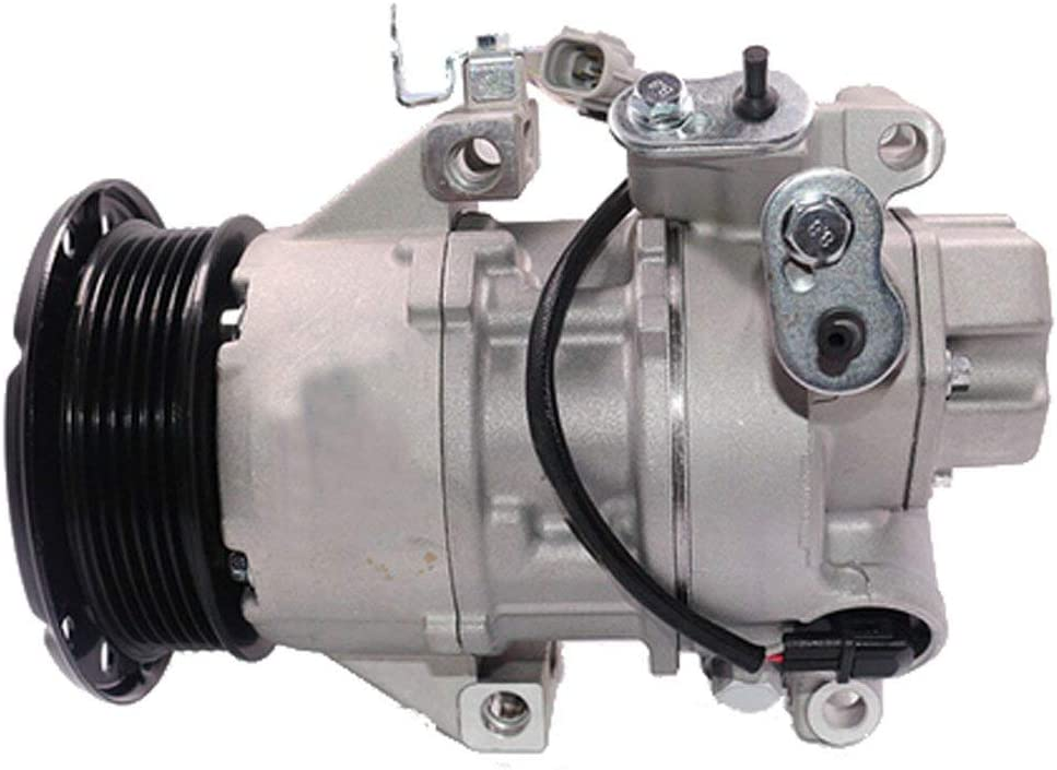88310-52551 88310-2B720 6PK Air Conditioning Compressor AC Compressor with Clutch Assy for Toyota yaris 1.3 Denso 5SER09C Spare Parts