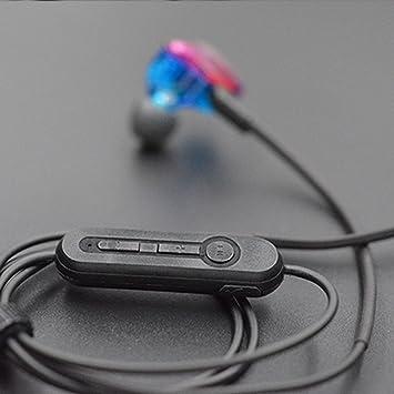 Asiright - Cables para auriculares con Bluetooth para KZ® A: Amazon.es: Electrónica