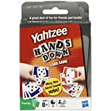Yahtzee Hands Down Card Game