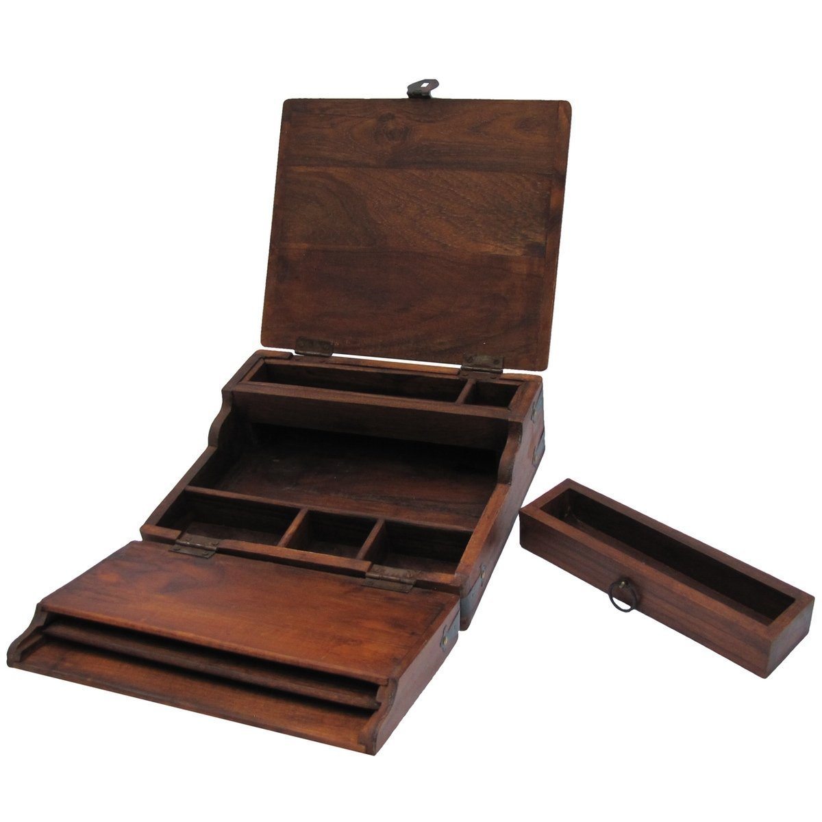 Antique Style Writing Lap Desk by IIV
