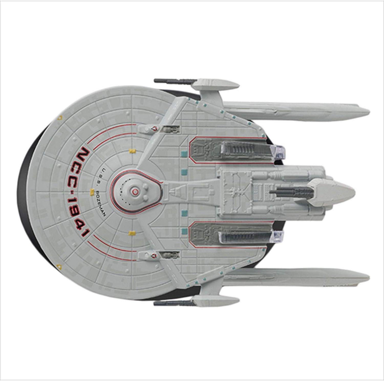 Space Eaglemoss Hero Collector USS Bozeman