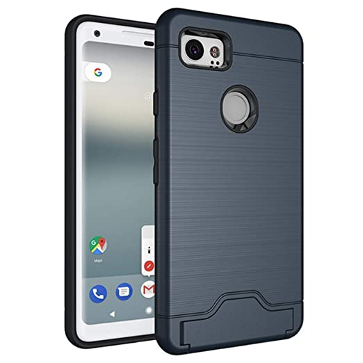 huge discount b05ac 620ff Amazon.com: Case for Google Pixel 2 XL, Slim Pixel-XL-2 Dual Layer ...