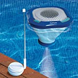 Blue Wave Products NA4472 Pooltunes Wireless Speaker & Light